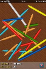 Pick Up Sticks - Gameplay
